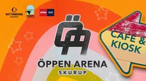 Öppen Arena öppnar igen